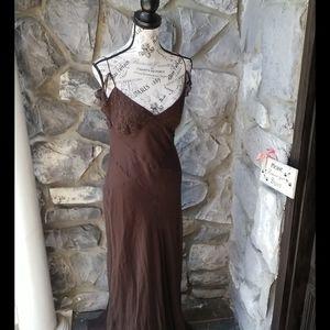 Max Studio Maxi Dress Silk
